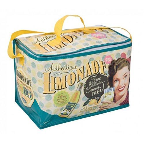Tasche Handtasche Isotherm Retro Vintage Polypropylene Paris 4105507082 (Vintage Paris Handtasche)
