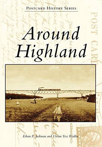 Around Highland (Postcard History Series) (English Edition) por Ethan P. Jackman
