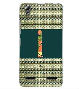 PrintDhaba GRANDbet I D-5708 Back Case Cover for LENOVO A6000 (Multi-Coloured)