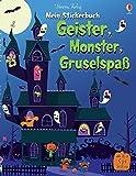 Mein Stickerbuch: Geister, Monster, Gruselspaß