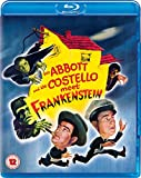 Abbott And Costello Meet Frankenstein [Edizione: Regno Unito] [Reino Unido] [Blu-ray]
