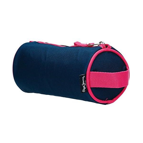 Pepe Jeans Honey Neceser de Viaje, 1.86 litros, Color Azul