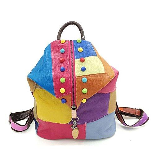 damen-casual-rind-leder-umhangetasche-handtaschen-henkeltaschen-schultertasche-collage-gradient