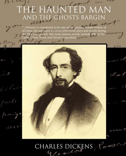 The Haunted Man and the Ghost's Bargain Cover Image