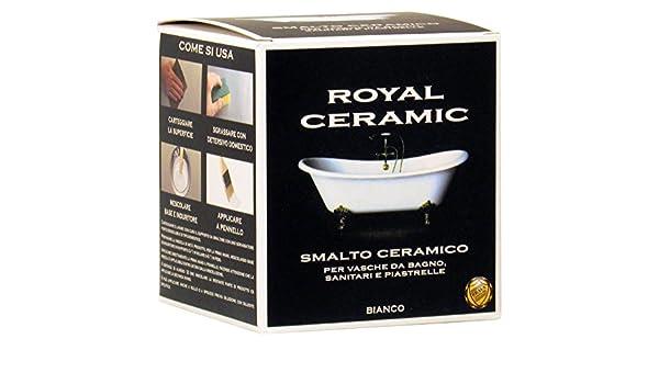 Smalto Per Vasca Da Bagno Prezzi : Brava rc royal ceramic smalto per vasche da bagno bianco ml