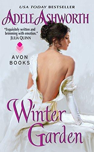 Portada del libro Winter Garden (Winter Garden series) by Adele Ashworth (2012-05-29)