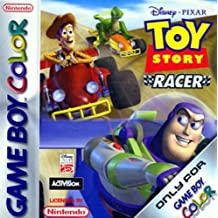 GameBoy Color - Toy Story Racer