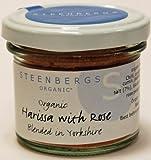 Organic Harissa With Rose Spice Blend Standard - 40g