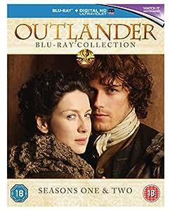 Outlander – Season 1 & 2 Box Set [Blu-ray] [2016] [Region Free]