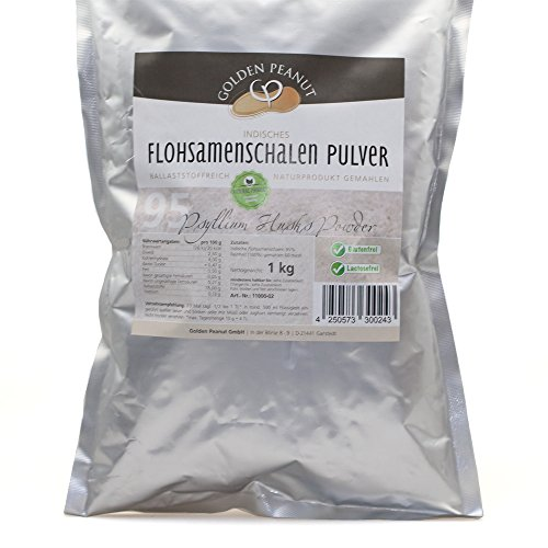 Golden-Peanut-Psyllium-Pure-Husks-Powder-95-60-mesh-food-quality-1000-g