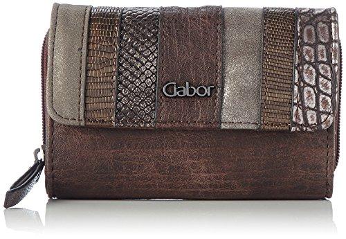 Gabor - Imola, Portafogli Donna Marrone (Braun)
