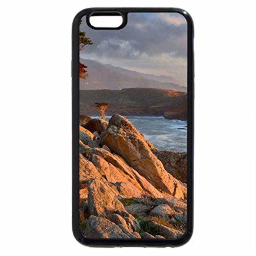 iPhone 6S / iPhone 6 Case (Black) headland cove point california