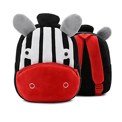 HARRYSTORE Jungen Mädchen Kinder Kinder Niedlichen Cartoon Tier Rucksack Schultasche Kleinkind bilder mittelalterlichen Elektronische brieftasche travando clip -