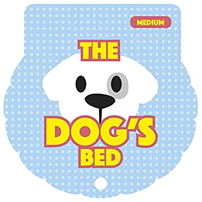 The Dog's Bed, Premium Orthopedic Waterproof Memory Foam Dog Beds, 5 Sizes/7 Colours: Eases Pet Arthritis, Hip Dysplasia… 8