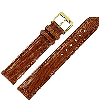 MARBURGER-Uhrenarmband-20-mm-Leder-Braun-Eidechse-Teju-Uhrband-Set-8272035000220