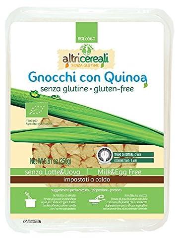 ALTRICEREALI Gnocchi - mit Kartoffeln und Quinoa, 12er Pack (12 x 250 g)