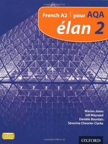 ??lan: 2: Pour AQA Student Book (Aqa a Level French) by Marian Jones (2011-09-08)