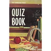 Gambling Times Quiz Book