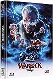 Warlock Trilogy [3 Blu-ray] - uncut - auf 250 Stück limitiertes Mediabook Cover A [Limited Edition]