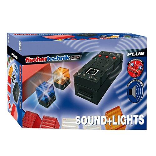 Preisvergleich Produktbild Fischertechnik 500 880 - Sounds and Lights