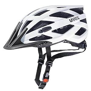 Fahrradhelm Uvex i-vo cc, white-black mat, 52-57 cm