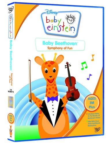 Baby Einstein: Baby Beethoven - Symphony of Fun [Reino Unido] [DVD]