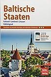 Nelles Guide Reiseführer Baltische Staaten: Estland, Lettland, Litauen, Kaliningrad
