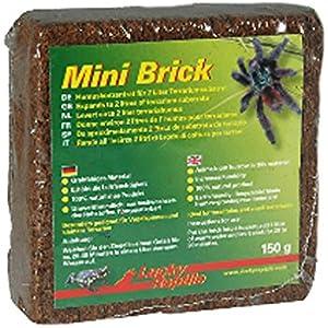 Lucky Reptile Terrarienhumus,Mini Brick - 150 g für 2 l Humus