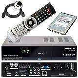 netshop 25 HD Twin Sat Receiver - Megasat HD 935 mit 1 TB Festplatte (PVR, USB, LAN, HDMI, SCART) Mediacenter und Live TV auf Ihrem mobilen Geräten Via LAN