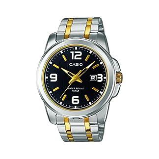 Casio Enticer Analog Black Dial Men's Watch – MTP-1314SG-1AVDF (A777)