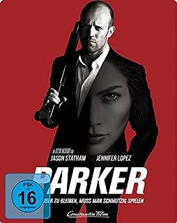 Parker (Steelbook) [Blu-ray]