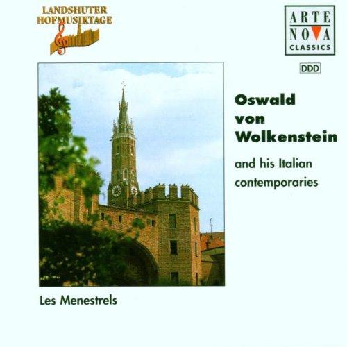 Landshuter Hofmusiktage - Oswald von Wolkstein And His Italian Contemporaries