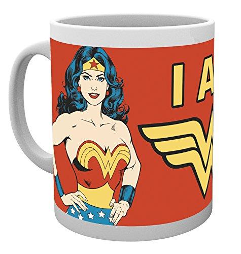 GB Eye LTD, Wonder Woman, Wonder Woman I am, Taza