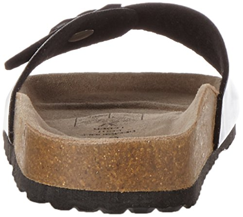 Softwaves 274 514, Mules Femme Schwarz (Black)