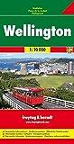 Freytag Berndt Stadtpläne : Wellington 1 : 10.000 - Freytag-Berndt und Artaria KG
