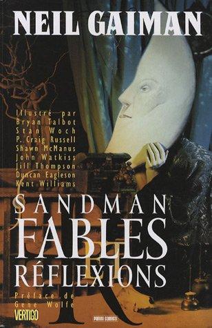 Sandman, Tome 6 : Fables et réflexions par Neil Gaiman
