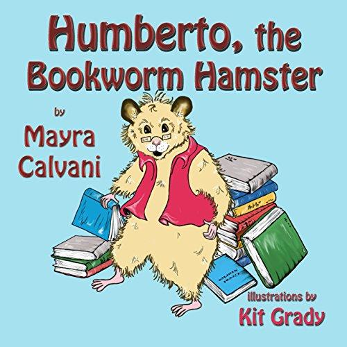 Humberto the Bookworm Hamster (English ()