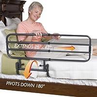 NRS Healthcare Standers EZ - Valla protectora para camas