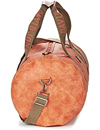 Sac polochon DAVID JONES CM0045-12 ORANGE