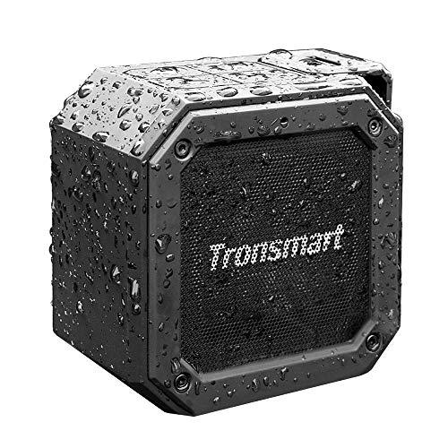 Cassa Bluetooth Waterproof, Tronsmart Riproduzione di 24 Ore con Basso, Impermeabile IPX7,...
