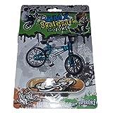 Mini Bmx Bike et Mini planche à roulettes, Trickset, Fingertricks, Mini-tours, La couleur de la planche à roulettes peut varier