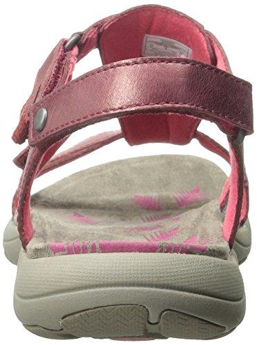 Merrell Adhera Strap Sandal Backstrap Cranberry