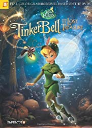 Disney Fairies Graphic Novel #12: Tinker Bell and the Lost Treasure (Disney Fairies Graphic Novels)