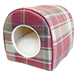 festive collection christmas igloo bed for cats Festive Collection Christmas Igloo Bed for Cats 514Kls3xDcL