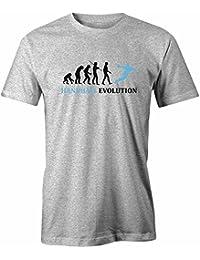 Handballl Evolution - Sport - Herren T-Shirt