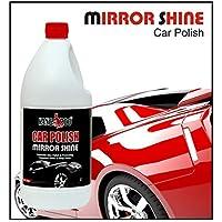 KANGAROO Car Polish Cream Wax High Gloss - 1 L + 1 Foam APPLICATORS