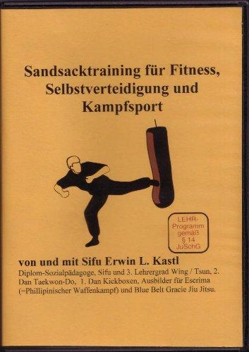 Sandsacktraining für Fitness, Selbstverteidigung und Kampfsport