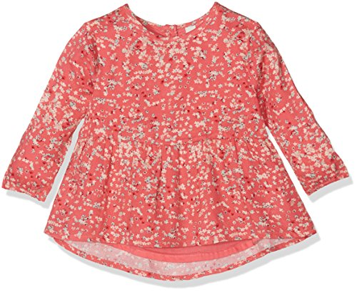 Esprit Kids Baby-Mädchen Bluse, Rosa (Pink 670), One size (Herstellergröße: 68)