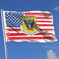 AGnight USAF 509th Bomb Wing Emblem Flags 3x5 Foot Banner 3X5 Ft Polyester Banner Flags