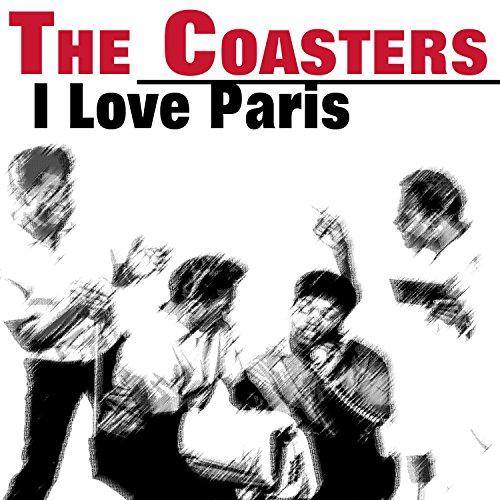 I Love Paris Paris Coaster